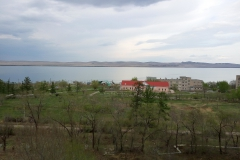 Весна на озере Шира